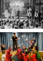 Cubitt Town School Play